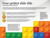 Presentation Templates: Lego Blocks Presentation Concept #02836