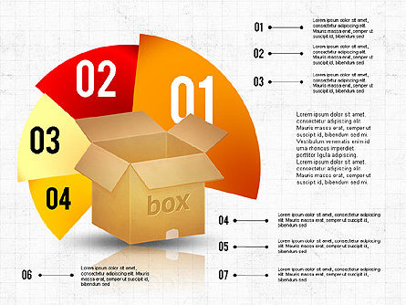Process Diagrams: Packaging and Delivering Options Concept #02837