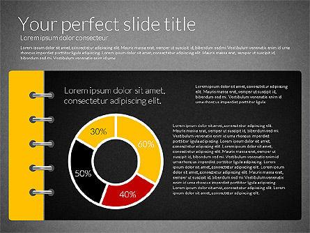 Smart Pitch Deck Presentation Template, Slide 11, 02838, Data Driven Diagrams and Charts — PoweredTemplate.com