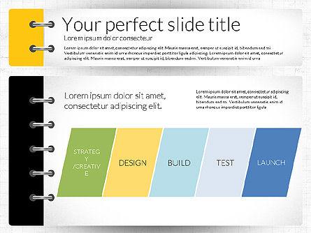 Smart Pitch Deck Presentation Template, Slide 8, 02838, Data Driven Diagrams and Charts — PoweredTemplate.com