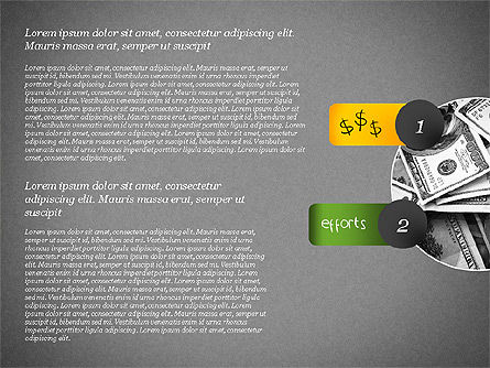 Strategic Planning Presentation Concept, Slide 10, 02839, Presentation Templates — PoweredTemplate.com