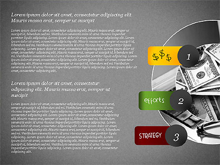 Strategic Planning Presentation Concept, Slide 11, 02839, Presentation Templates — PoweredTemplate.com