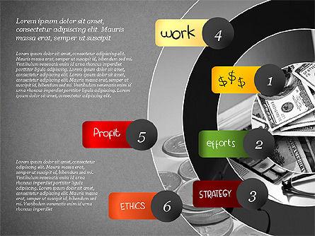 Strategic Planning Presentation Concept, Slide 13, 02839, Presentation Templates — PoweredTemplate.com
