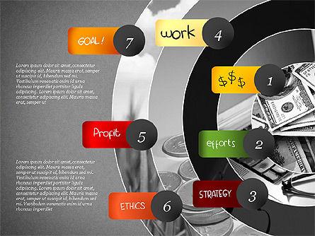 Strategic Planning Presentation Concept, Slide 14, 02839, Presentation Templates — PoweredTemplate.com