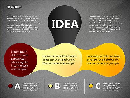 Innovative Presentation Concept, Slide 10, 02840, Presentation Templates — PoweredTemplate.com