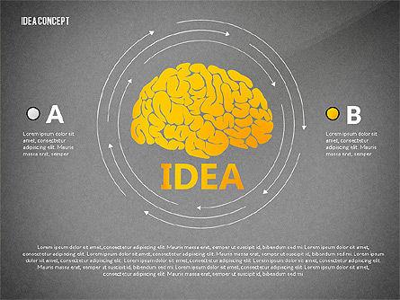 Innovative Presentation Concept, Slide 11, 02840, Presentation Templates — PoweredTemplate.com