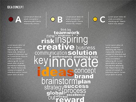 Innovative Presentation Concept, Slide 12, 02840, Presentation Templates — PoweredTemplate.com