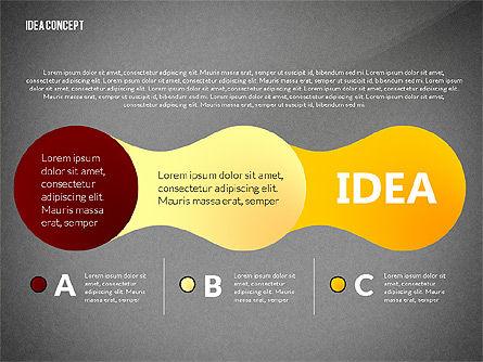 Innovative Presentation Concept, Slide 13, 02840, Presentation Templates — PoweredTemplate.com