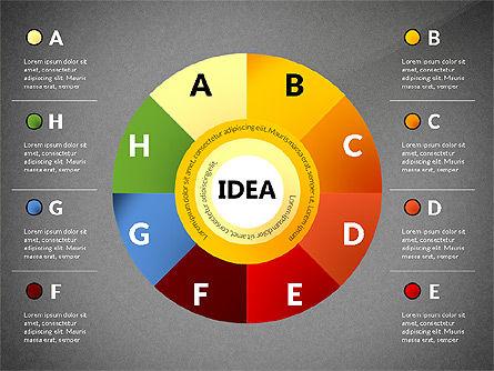 Innovative Presentation Concept, Slide 14, 02840, Presentation Templates — PoweredTemplate.com