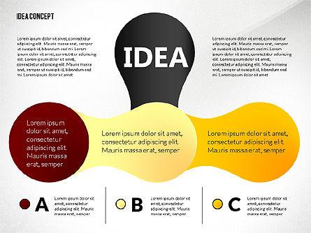 Innovative Presentation Concept, Slide 2, 02840, Presentation Templates — PoweredTemplate.com
