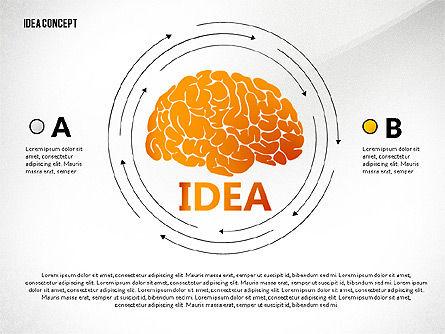 Innovative Presentation Concept, Slide 3, 02840, Presentation Templates — PoweredTemplate.com