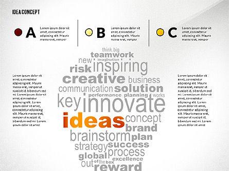Innovative Presentation Concept, Slide 4, 02840, Presentation Templates — PoweredTemplate.com