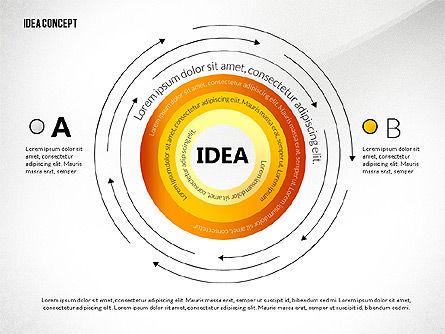 Innovative Presentation Concept, Slide 8, 02840, Presentation Templates — PoweredTemplate.com