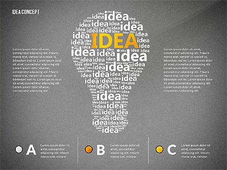 Innovative Presentation Concept, Slide 9, 02840, Presentation Templates — PoweredTemplate.com
