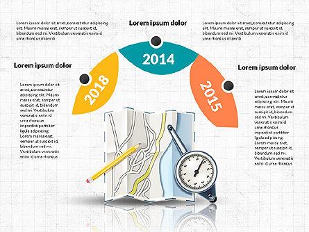 Logistics Infographics, Slide 6, 02842, Infographics — PoweredTemplate.com