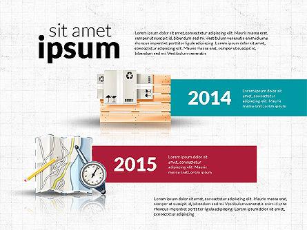 Logistics Infographics, Slide 7, 02842, Infographics — PoweredTemplate.com
