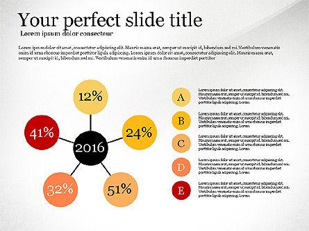 Presentation Templates: Elegant Flat Designed Presentation Template #02843