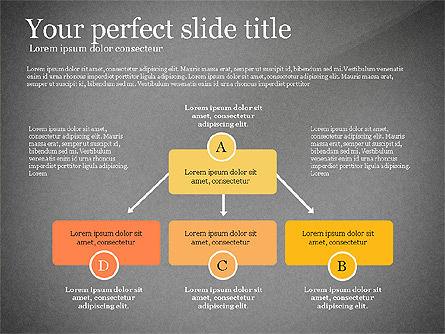 Elegant Flat Designed Presentation Template, Slide 10, 02843, Presentation Templates — PoweredTemplate.com