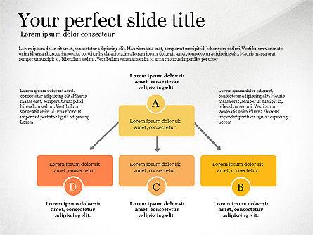 Elegant Flat Designed Presentation Template, Slide 2, 02843, Presentation Templates — PoweredTemplate.com