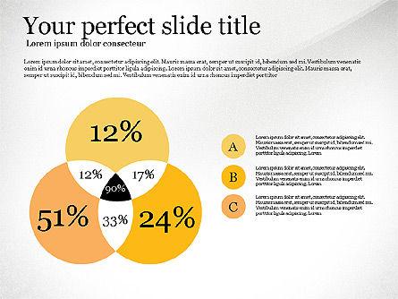 Elegant Flat Designed Presentation Template, Slide 3, 02843, Presentation Templates — PoweredTemplate.com