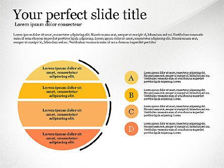 Elegant Flat Designed Presentation Template, Slide 8, 02843, Presentation Templates — PoweredTemplate.com