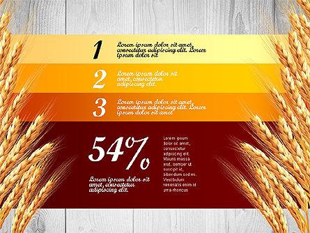 Agriculture Infographics Template, Slide 7, 02848, Infographics — PoweredTemplate.com
