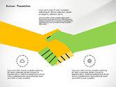 Creative Pitch Deck Presentation Template#8