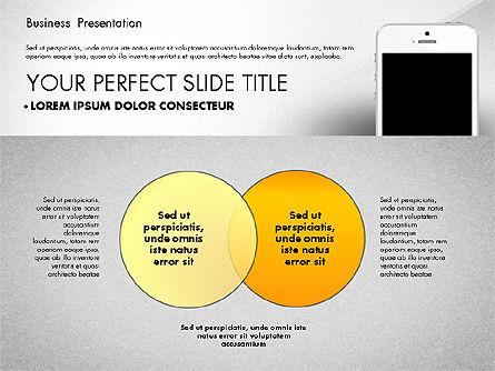 Business Report Presentation Concept, Slide 7, 02851, Presentation Templates — PoweredTemplate.com