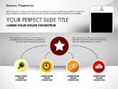 Presentation Templates: Business Report Presentation Concept #02851