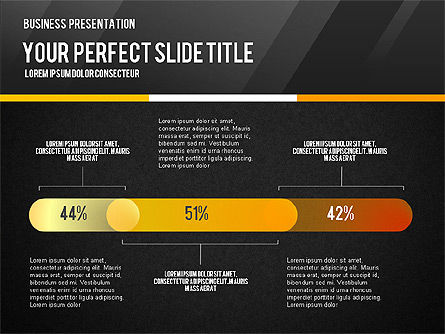 Vivid Business Presentation, Slide 10, 02853, Presentation Templates — PoweredTemplate.com