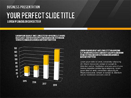 Vivid Business Presentation, Slide 11, 02853, Presentation Templates — PoweredTemplate.com