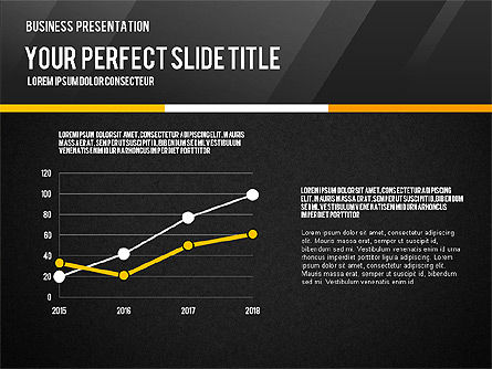 Vivid Business Presentation, Slide 13, 02853, Presentation Templates — PoweredTemplate.com