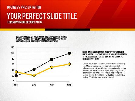 Vivid Business Presentation, Slide 5, 02853, Presentation Templates — PoweredTemplate.com