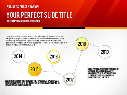 Vivid Business Presentation, Slide 6, 02853, Presentation Templates — PoweredTemplate.com