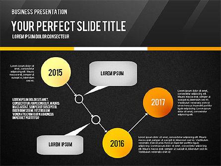 Vivid Business Presentation, Slide 9, 02853, Presentation Templates — PoweredTemplate.com