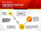 Presentation Templates: Vivid Business Presentation #02853