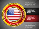USA Quality Infographic Concept#12
