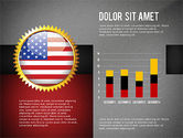 USA Quality Infographic Concept#9