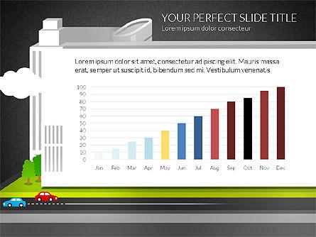 Business Center Presentation, Slide 12, 02863, Presentation Templates — PoweredTemplate.com