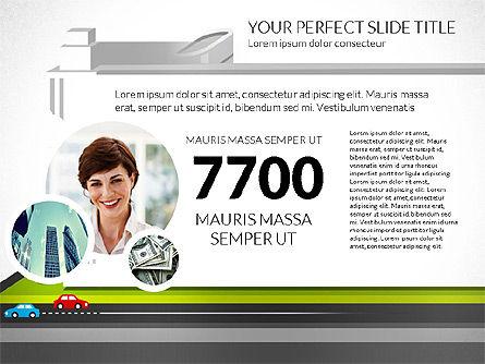 Business Center Presentation, Slide 2, 02863, Presentation Templates — PoweredTemplate.com