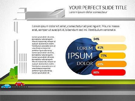 Business Center Presentation, Slide 3, 02863, Presentation Templates — PoweredTemplate.com