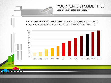 Business Center Presentation, Slide 4, 02863, Presentation Templates — PoweredTemplate.com