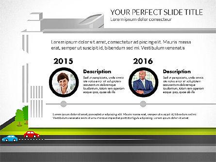 Business Center Presentation, Slide 5, 02863, Presentation Templates — PoweredTemplate.com