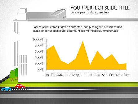 Business Center Presentation, Slide 6, 02863, Presentation Templates — PoweredTemplate.com