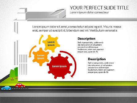 Business Center Presentation, Slide 7, 02863, Presentation Templates — PoweredTemplate.com