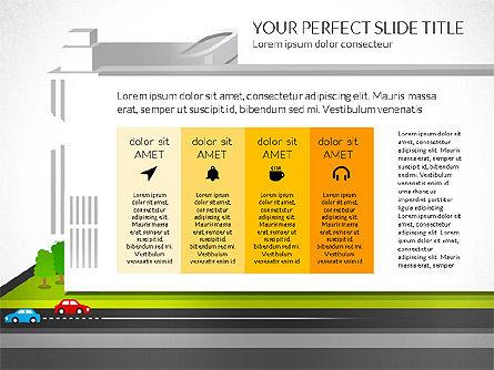 Business Center Presentation, Slide 8, 02863, Presentation Templates — PoweredTemplate.com