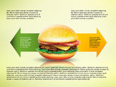 Infographics: Hamburger Infographics #02865