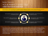 Presentation Templates: Strong Business Presentation #02869