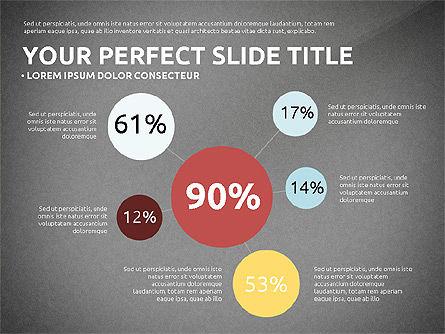 Neutral Light Presentation Concept, Slide 13, 02871, Presentation Templates — PoweredTemplate.com