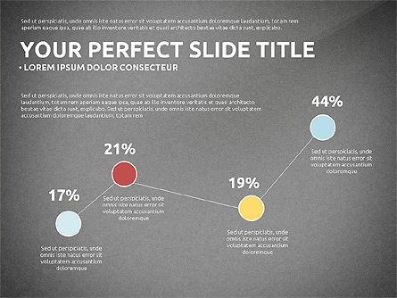 Neutral Light Presentation Concept, Slide 14, 02871, Presentation Templates — PoweredTemplate.com